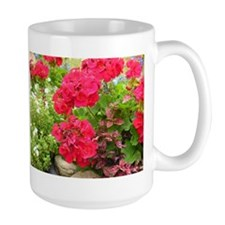 Geraniums Mug