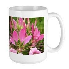 Spider Flower Mug