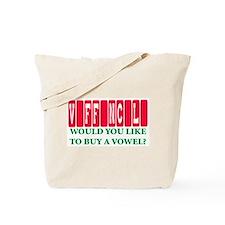 vaffanculo Tote Bag