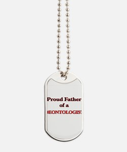 Proud Father of a Deontologist Dog Tags