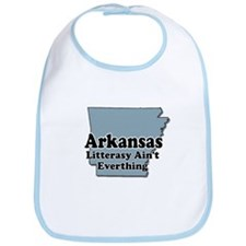 Arkansas Reading Bib