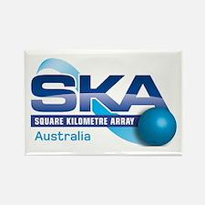 SKA Australia Program Rectangle Magnet