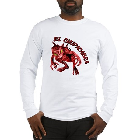 New Chupacabra Design 9 Long Sleeve T-Shirt