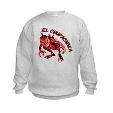 New Chupacabra Design 9 Sweatshirt