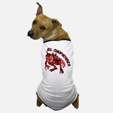 New Chupacabra Design 9 Dog T-Shirt