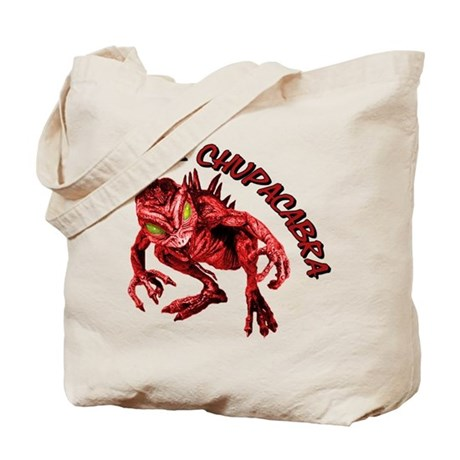 New Chupacabra Design 9 Tote Bag