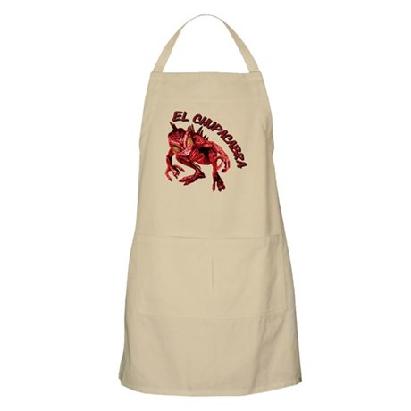 New Chupacabra Design 9 BBQ Apron