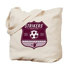 Strikers Shield Tote Bag