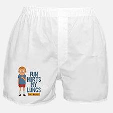 Bob's Burgers Rudy Boxer Shorts