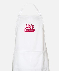 Lily's Daddy BBQ Apron