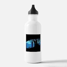 Fox in Woodlands Water Bottle
