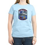 Cape Girardeau Fire Women's Light T-Shirt