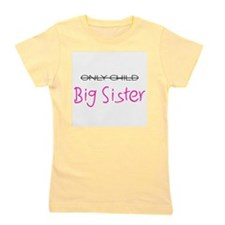 I%27m going to be a big sister Girl's Tee