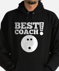 Best Bowling Coach Ever Hoodie