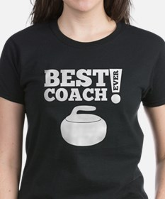 Best Curling Coach Ever T-Shirt