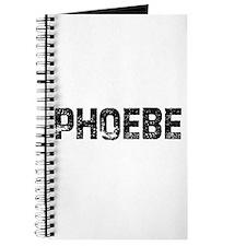 Phoebe Journal