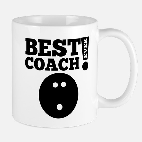 Best Bowling Coach Ever Mugs