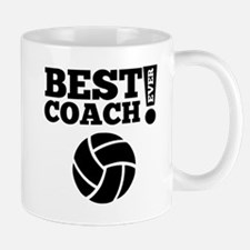 Best Volleyball Coach Ever Mugs