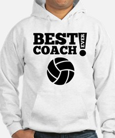 Best Volleyball Coach Ever Hoodie