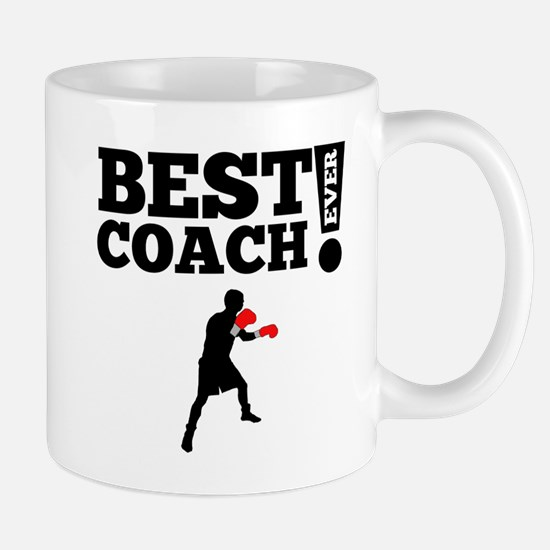 Best Boxing Coach Ever Mugs
