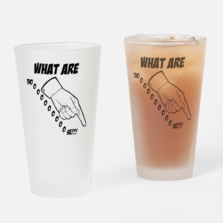 Cute Those Drinking Glass