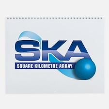 Ska Program Logo Wall Calendar