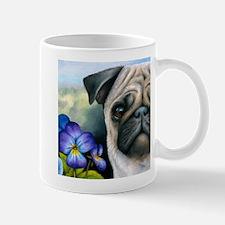 Dog 133 Pug Mugs