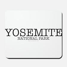 Yosemite National Park California YNP Mousepad