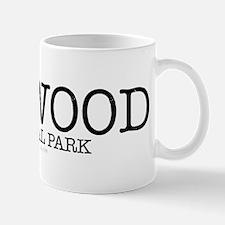 Redwood National Park California RNP Mugs