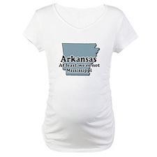 Arkansas Not Mississippi Shirt