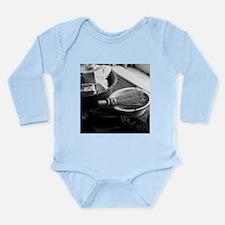 Washday Long Sleeve Infant Bodysuit