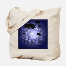 Harvest Moons Paratroopers Tote Bag