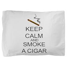 Cute Smoker Pillow Sham
