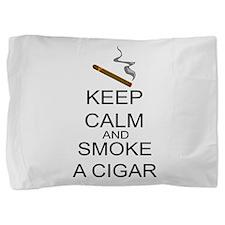 Cute Cigar Pillow Sham