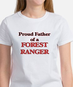 Proud Father of a Forest Ranger T-Shirt