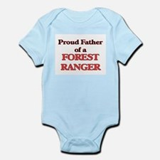 Proud Father of a Forest Ranger Body Suit