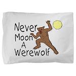 Moon A Werewolf Pillow Sham