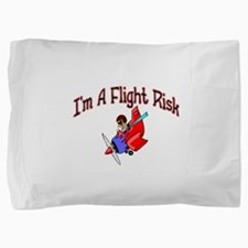 Flight Risk Pillow Sham