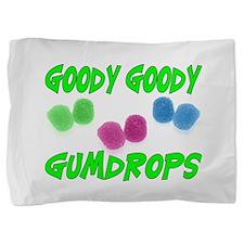 Goody Gumdrops Pillow Sham
