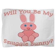 Snuggle Bunny Pillow Sham