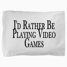 Cute Wii Pillow Sham