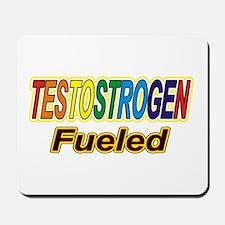 Testostrogen Fueled Mousepad