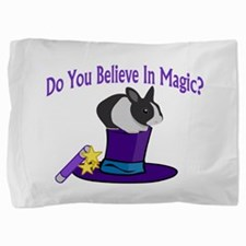 Believe In Magic Pillow Sham