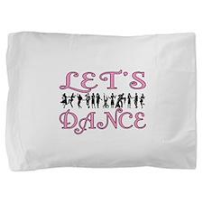 Let's Dance Pillow Sham