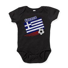 Cute Fifa world cup Baby Bodysuit