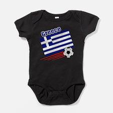 Unique International cities Baby Bodysuit