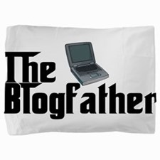 The Blogfather Pillow Sham