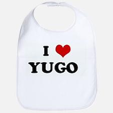 I Love YUGO   Bib