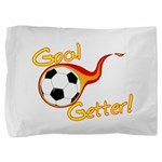 Goal Getter Pillow Sham