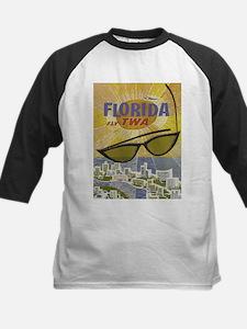 Vintage poster - Florida Baseball Jersey